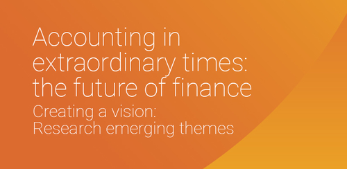 The Future of Finance - insights from a comprehensive, global survey
