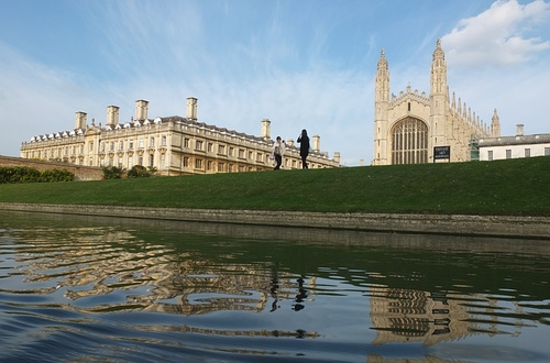 What makes Cambridge great for tech?