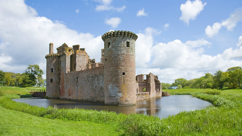 Moats:  Obsolete medieval fortification, or more relevant than ever?