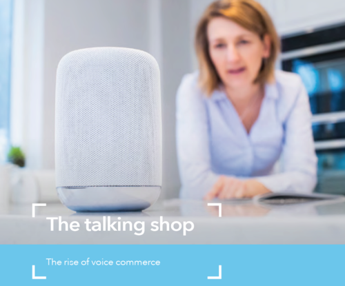 Talking Shop: The rise of voice commerce