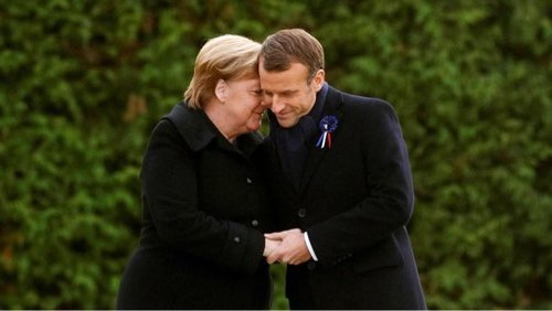 Macron and Merkel show the way