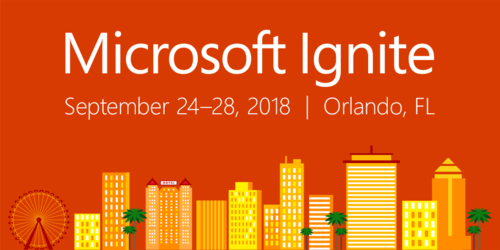 Microsoft's Annual Ignite Conference is Right Around the Corner... Who's Going to be There?