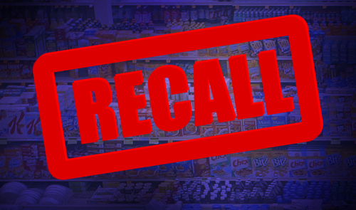 Product recalls rise in food & drink sector