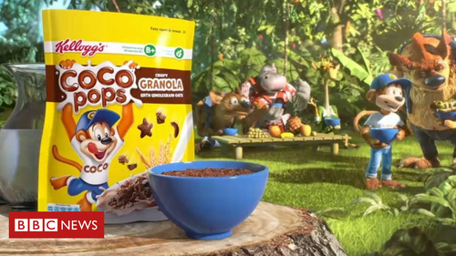 Granola ad banned under new HFSS rules