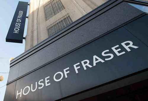 House of Fraser fallout highlights importance of supply contract terms