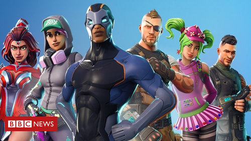 The game is up! Epic Games crackdown on Fortnite YouTubers selling cheats online.