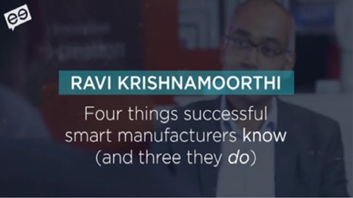 Four things successful smart manufacturers know (and three they do)