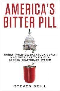 Book cover: America's Bitter Pill