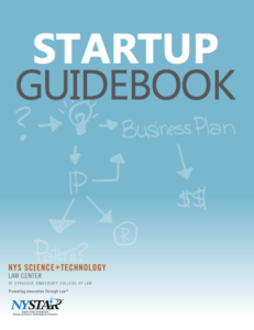 Startup Guidebook Book Cover for Startup Reads