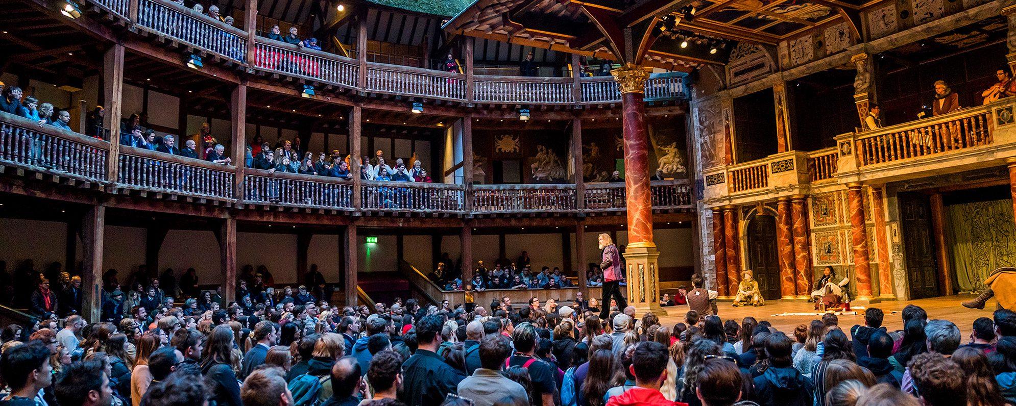 Watch Shakespeare From London S Globe Theatre Ruth Nossek