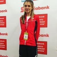 Anna Boniface, Endurance Athlete, Anna Boniface
