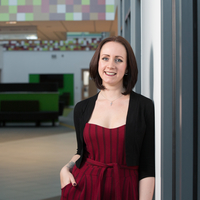Jeni Banks, Business Support Specialist, Sunderland Software City