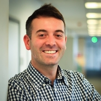 James Millen, Social Media Lead, Fujitsu Global